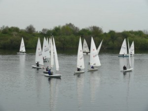 Swarkestone Sailing club